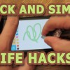 Amazing !! Quick and simple life hacks